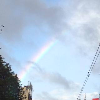 ご褒美の虹2